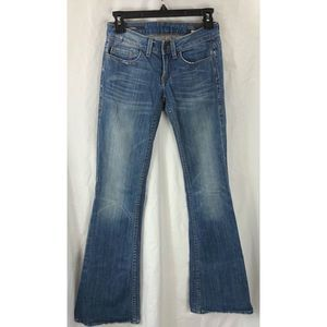 William Rast Belle Flared flap jeans 5588